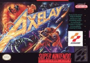 Axelay snes cheats