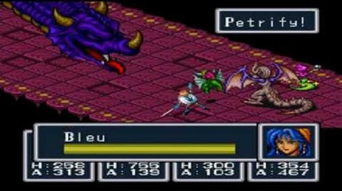 Happy 25th Birthday Breath of Fire (SNES)