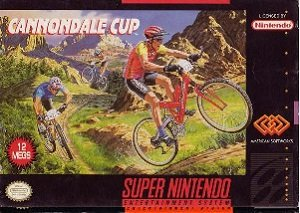 Cannondale Cup SNES Game
