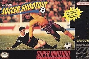 Capcom's Soccer Shootout SNES Game