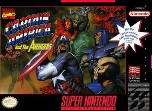 Captain America and the Avengers snes cheats