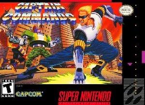 Captain Commando SNES Game