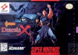 Castlevania Dracula X SNES Game