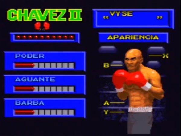 Chavez II (SNES) Super Nintendo Game
