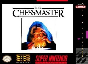 Chessmaster SNES Game
