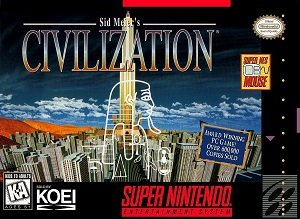 Civilization snes cheats