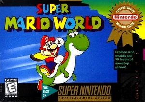 Crazy Mario World snes rom hack