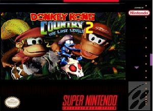 Donkey Kong Country 2 - The Lost Levels SNES ROM Hack