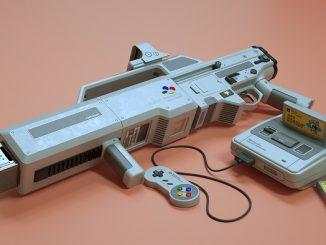Light Gun Concept