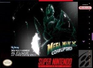 Megaman X Corrupted Rom Hack