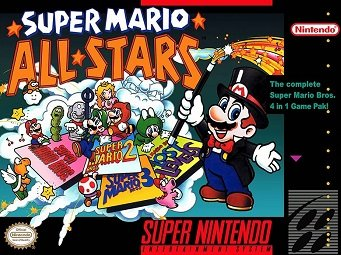 New World Record Speedrun Super Mario All Stars