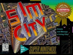 Simcity snes cheats
