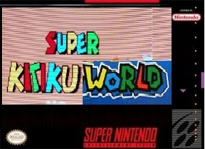 Super Kitku World SNES ROM Hack