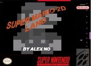 Super Mario 2D Land SNES ROM Hack