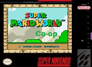 Super Mario World Co-op SNES ROM Hack