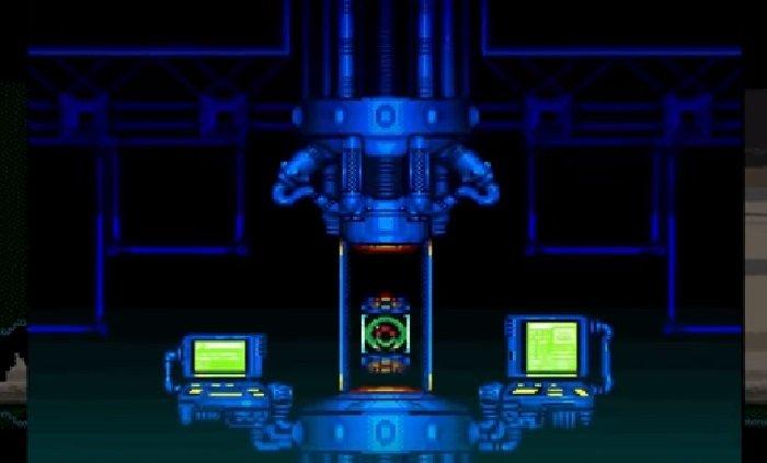 Super Metroid Rotation 1 SNES ROM Hack