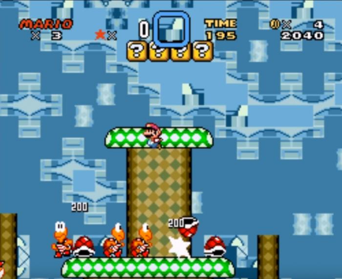 "Secret Level 2 ""Big Leap"""