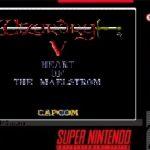 Wizardry V Heart of the Maelstrom SNES ROM Hack