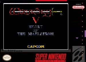 Wizardry V Heart of the Maelstrom SNES ROM Hack