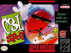 cool spot snes cheats