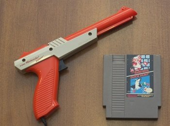 nes light gun