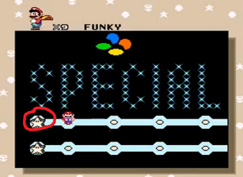 smw hidden levels
