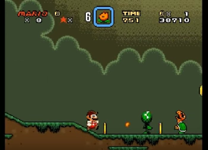 Super Mario World Call of Cthulhu (SNES) Rom Hack [Download]