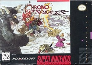 Chrono Trigger SNES Game