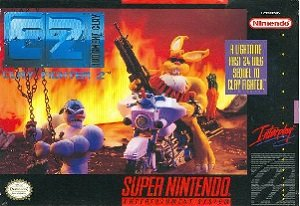 Clay Fighter 2 Judgment Clay SNES Game