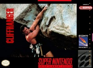 Cliffhanger SNES Game