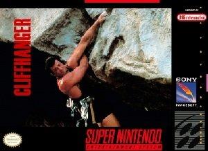 Cliffhanger SNES Game