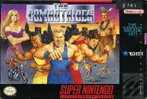 Combatribes SNES Game