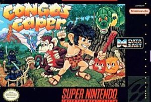 Congo's Caper SNES Game