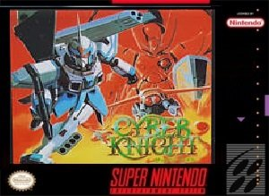 Cyber Knight SNES Game