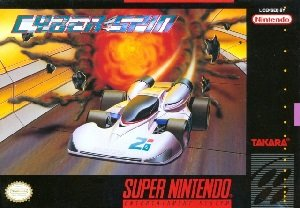 Cyber Spin SNES Game