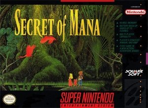 Secret of Mana snes cheats