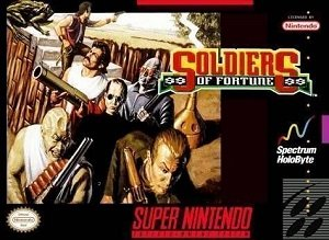 Soldier of Fortune snes cheats