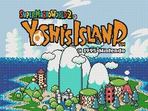 Super Mario World 2 Yoshis Island Review