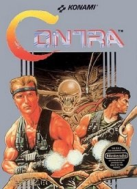 contra NES cheats codes