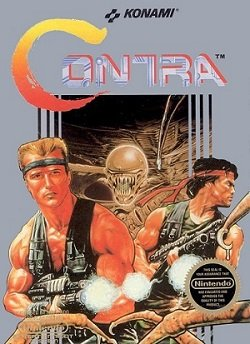 contra nes cheats