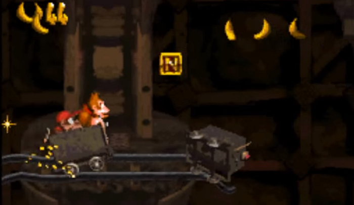donkey kong country game review