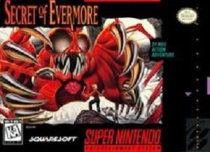 secret of evermore snes cheats
