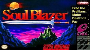 soul blazer snes cheats