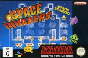 space invaders snes cheats