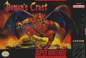 Demon's Crest snes cheats