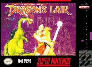Dragons Lair snes cheats