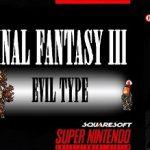 Final Fantasy 3 Eviltype