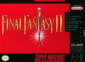 Final Fantasy II snes cheats