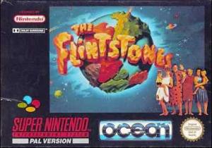 flintstones snes game