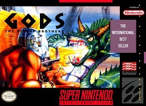 ▷ Gods (SNES) Cheats & Codes